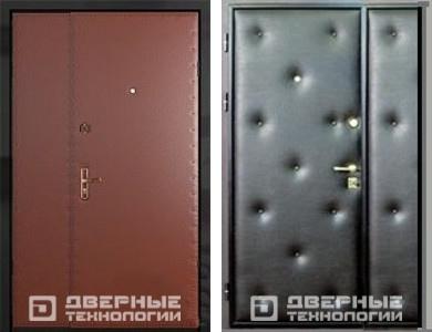 железная тамбурная дверь поставить дешево в москве