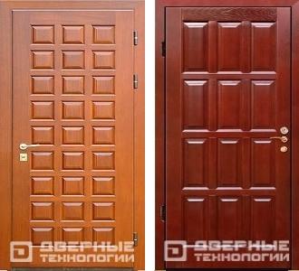 Купить межкомнатные шпонированные двери Стандарт ПГ